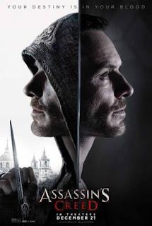 مشاهدة فيلم Assassin's Creed 2016 مترجم