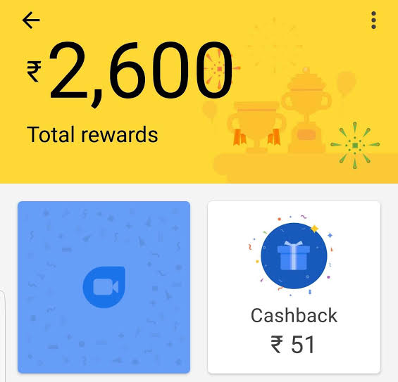Google Duo refer and earn offer:- get up to  rs 1000 google pay scratch card.