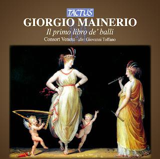 MAINERIO, G. - Primo libro de balli