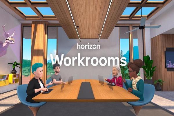 بالفيديو: فيسبوك تعلن عن منصتها للاجتماعات بالواقع الافتراضي Horizon Workrooms