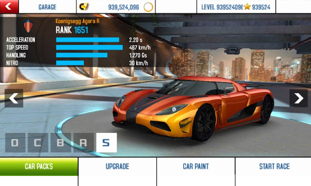 Game balap mobil Android offline