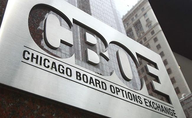 Tinuku Bitcoin futures $18,000 on CBOE debut