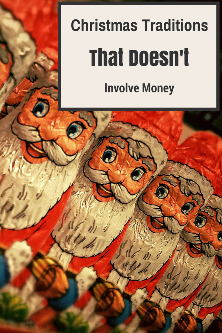 Christmas Traditions That Doesn't Involve Money
