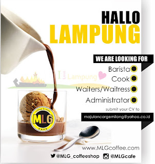 Dibutuhkan Segera Tenaga Kerja Untuk Maju Lancar Gemilang Coffe Lampung Terbaru Februari 2016