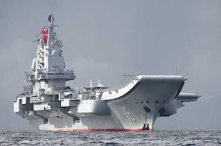 Nyali Militer Amerika Serikat Ciut Usai Lihat Kapal Perang Militer China