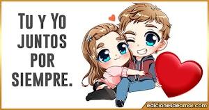 Tu y Yo juntos por siempre con letras