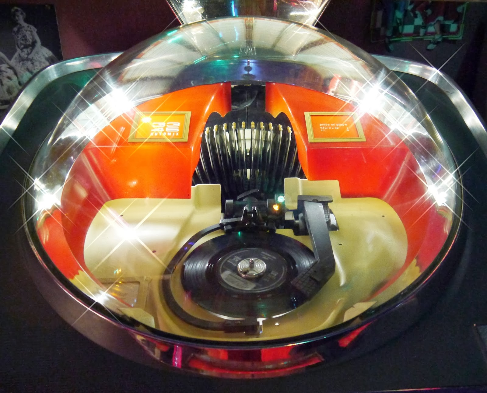 'Ami Continental 2' 1962 Jukebox