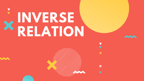 Inverse Relation