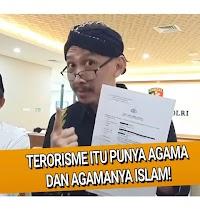 Permadi: Teroris Itu Punya Agama, Agamanya Islam