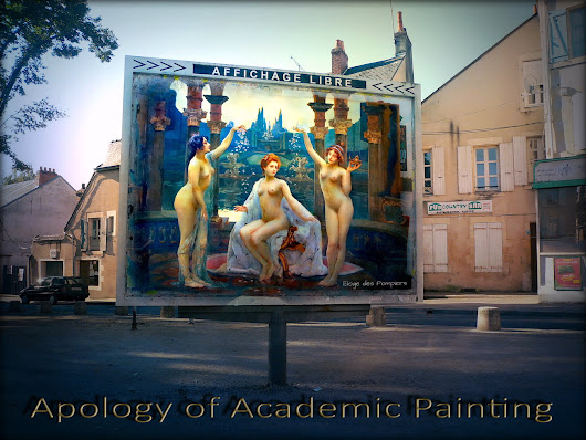 Apology of Academic painting