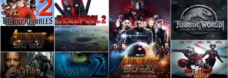 popular movies this year 2018