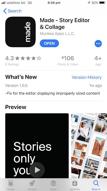 Instagram Hikayelerini Guzellestirmek Icin Uygulama Onerileri (App) Made