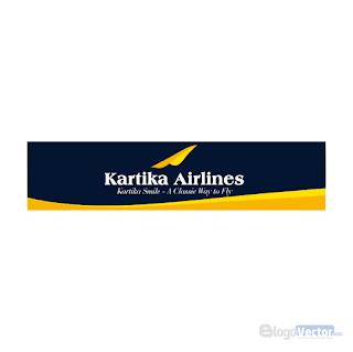 Kartika Airlines Logo vector (.cdr)
