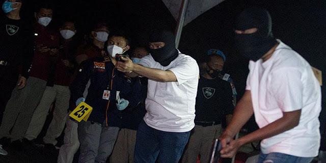 Dipastikan, Tersangka Pembunuh Laskar FPI Yang Tewas Satu Mobil Dengan Korban