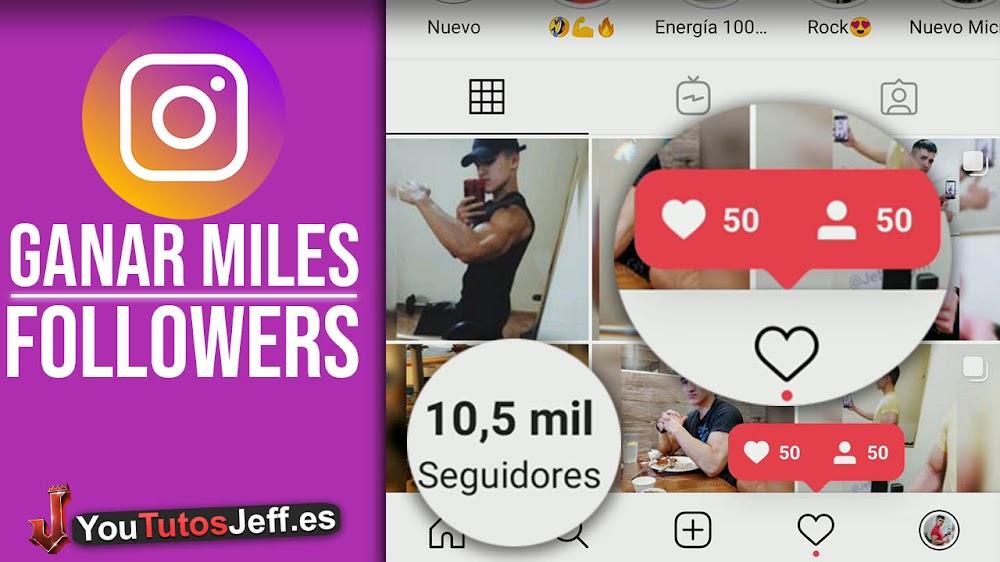 Como Ganar Miles de Seguidores en Instagram en Cuestión de Minutos