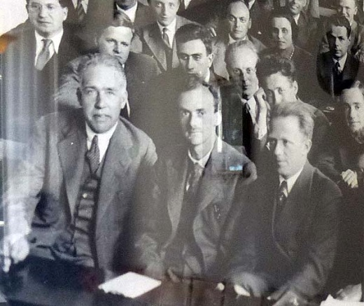 Niels Bohr and Paul Dirac Anecdote