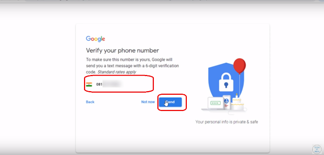 verify mobile number img