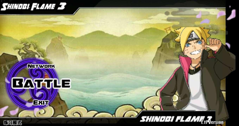 Boruto Shinobi Flame 3