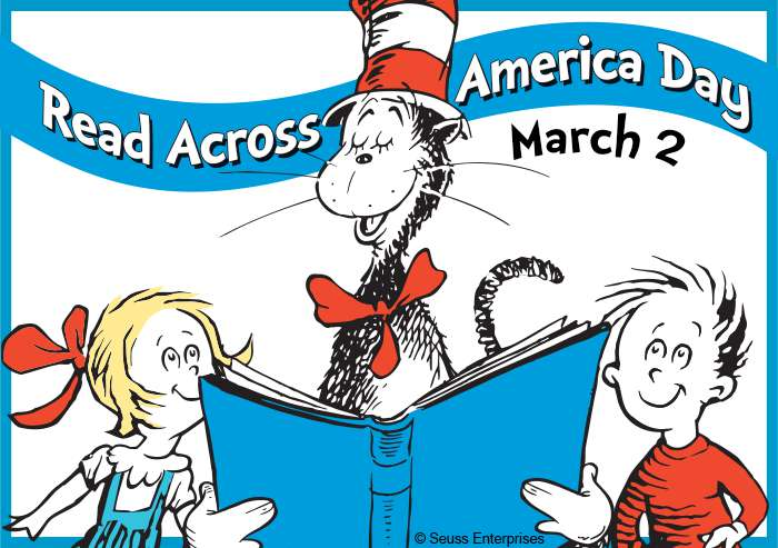 National Read Across America Day Wishes pics free download