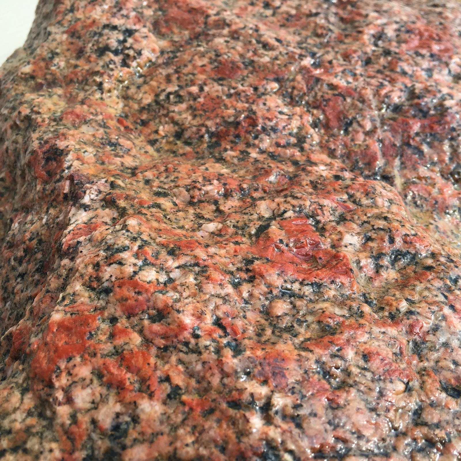 granite close up