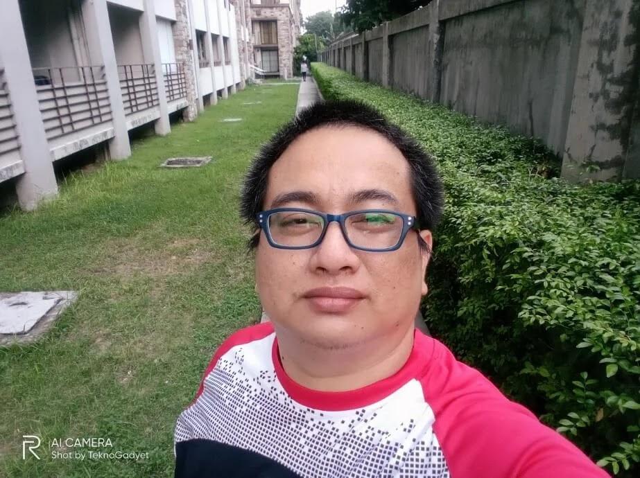 Realme C11 Camera Sample - Selfie