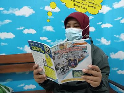 Buku SOP Protokol Kesehatan Karya SD Muhammadiyah PK Kottabarat