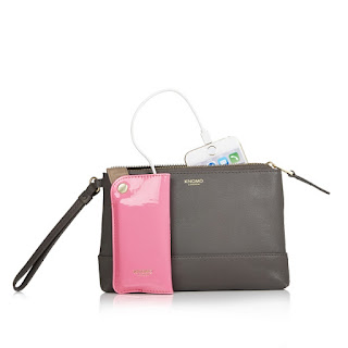 Knomo Bond Power Purse