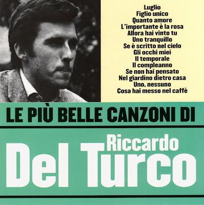 Ricardo Del Turco Le Piu Belle Canzoni Di