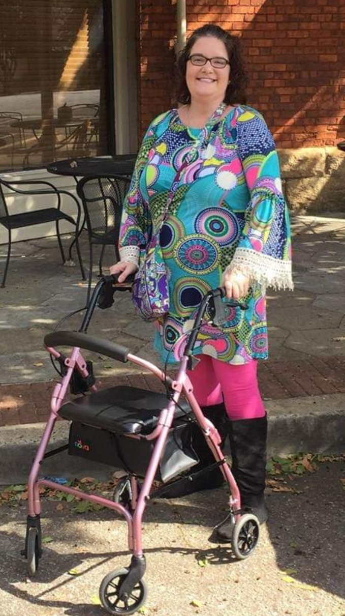 Ataxia Profile: Amy Hamrick