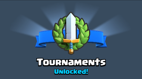 Tournament Clash Royale