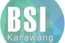 Pendaftaran Mahasiswa Baru (AMIK BSI Karawang) 2021-2022