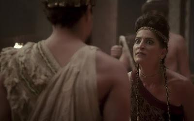 Gênesis: Enlila mata Lilit – A Força do Querer, Rubinho pisa em Bibi