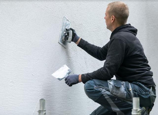 stucco boosts property price