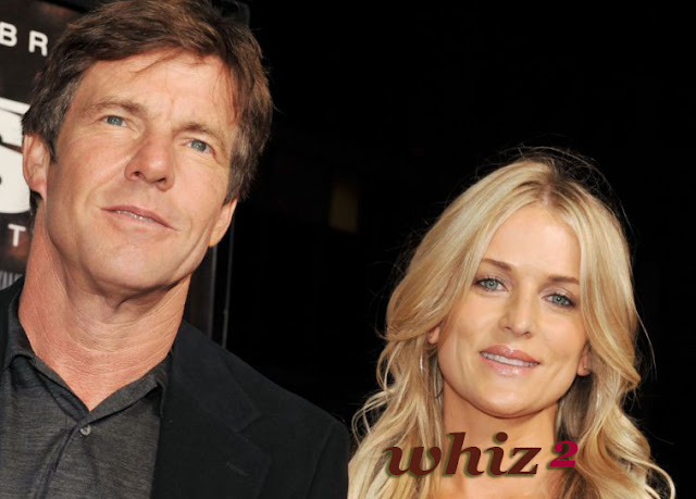 Dennis Quaid Records To Change Kid Backing For 12-Year Old Twins, Says He Has half Care