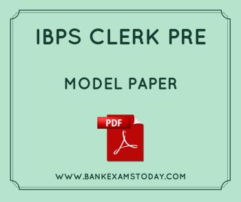 Ibps Question Papers Pdf