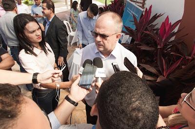 """""""Sergipe será a estrela do gás no Brasil"""", diz Belivaldo sobre descoberta da Petrobras"""