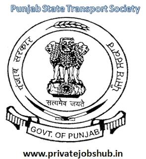 Punjab State Transport Society Recruitment