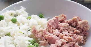 Burns 6 Pounds In A Week With The Tuna And Rice Diet