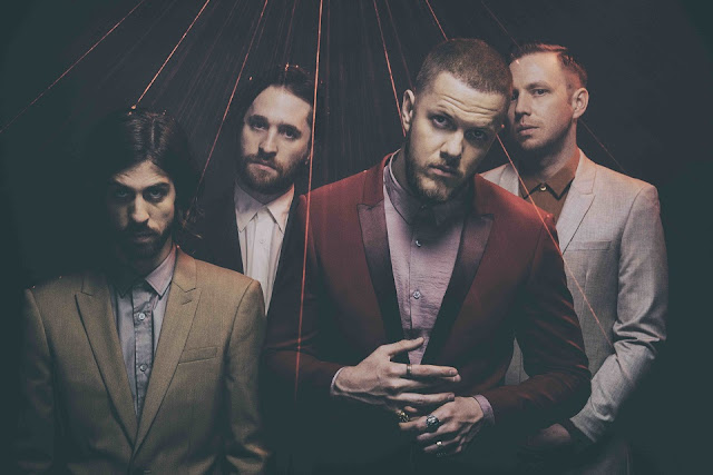 "Imagine Dragons share the Official Video for ""Natural"""