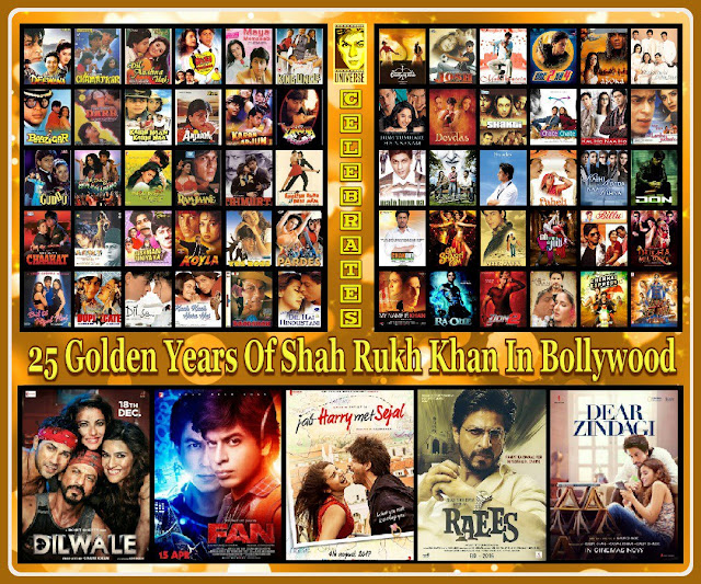 List of all movies and poster of all srk shahrukhan movies