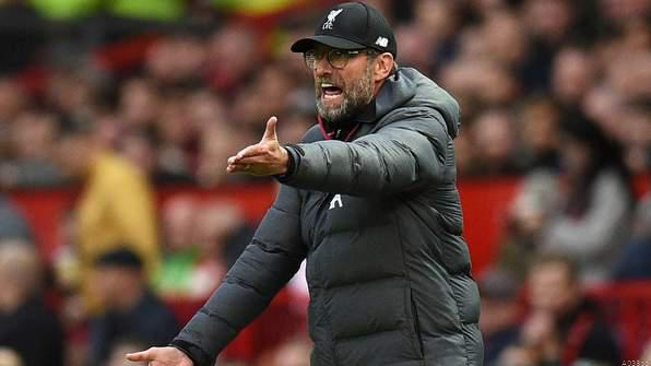 They Just Defend!' - Klopp Questions Man Utd Playing Style