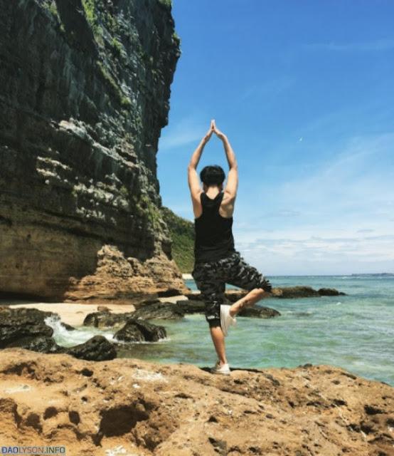 Sự kết hợp giữa Yoga và không khí tại Hang Cầu. Tại sao không?