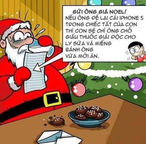 Ông già Noel cô đơn
