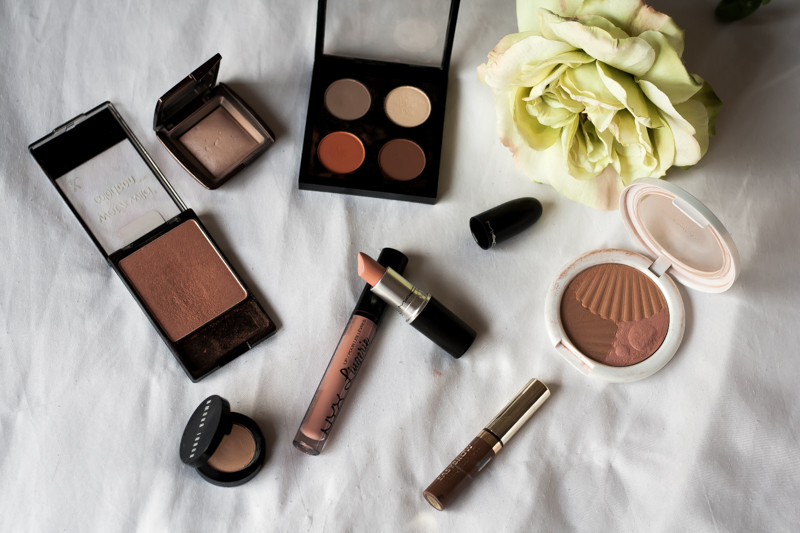 Every Day Neutral Makeup