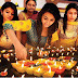 Happy Diwali Girls/Women Images | Diwali Images with Beautiful Girls