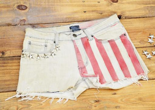 Reciclar short de jean