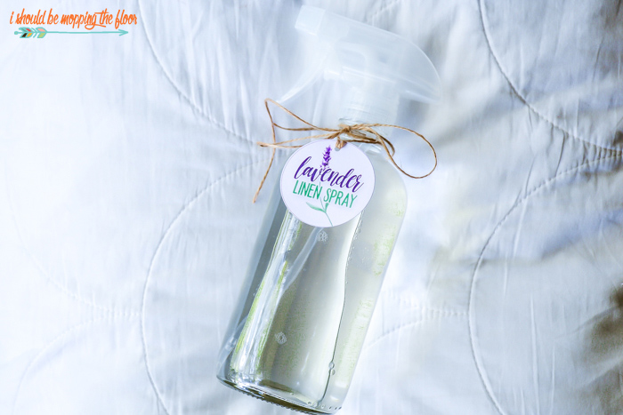 How to Make Lavender Linen Spray