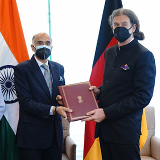 Germany—5th Country to sign ISA Framework Agreement