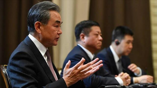 Caso Huawei: China denuncia 'acoso económico' de EEUU