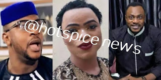 Finally!! Odunlade Breaks Silence , Replies Bobrisky